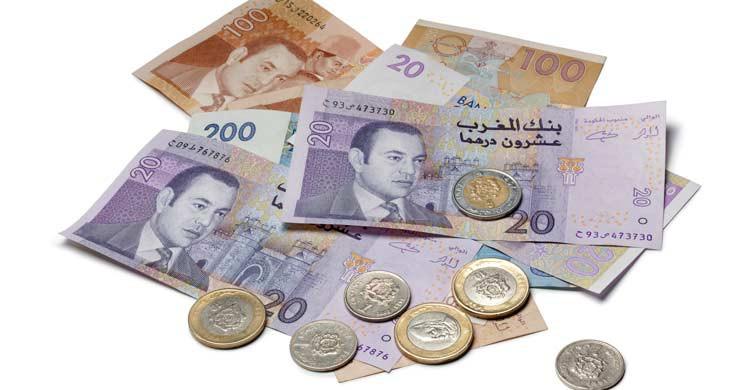 El dirham es la moneda oficial de Marruecos (iStock)