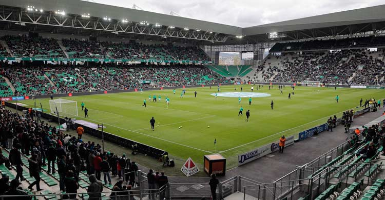 Stade Geoffroy-Guichard de Saint-Etienne (AP Photo)