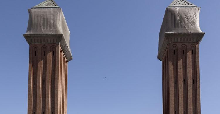 Las Torres Venecianas de Barcelona (Flickr)
