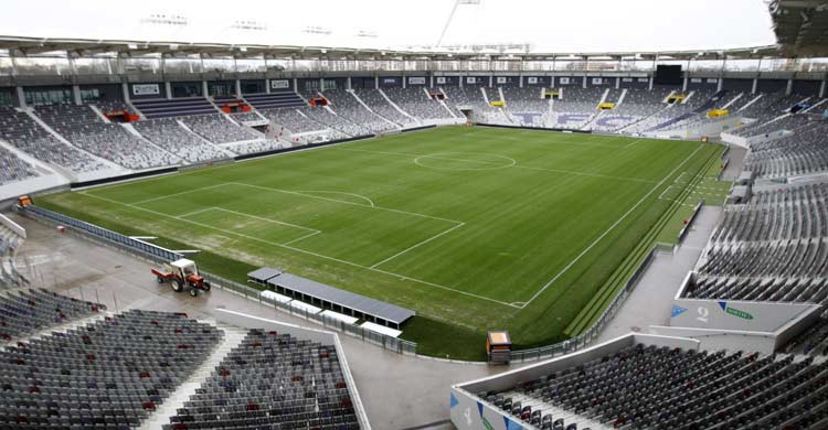 Stadium Municipal de Toulouse (AP Photo)