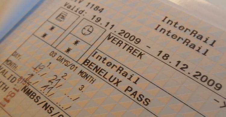 Pase de Interraíl para el Benelux. Hipólito Lobato (Flickr)