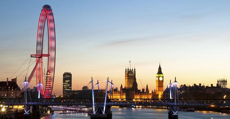 London Eye (iStock)