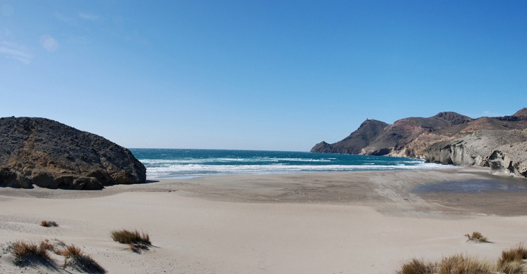 Panorámica de playa de Mónsul. Horrapics (Foter)