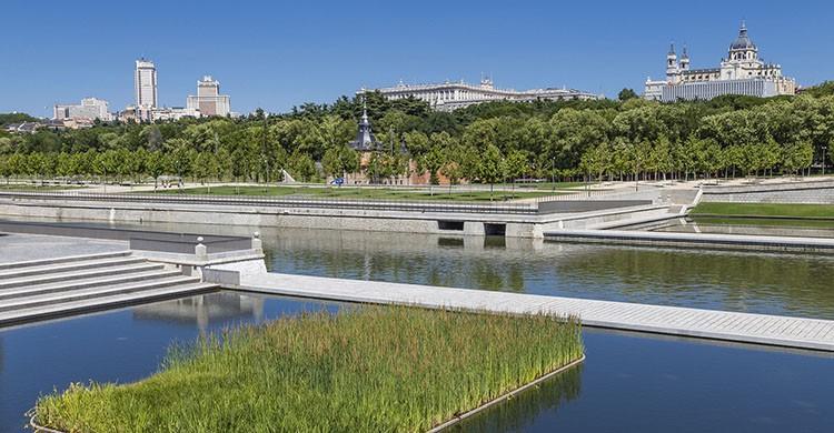 Madrid Rio (iStock)