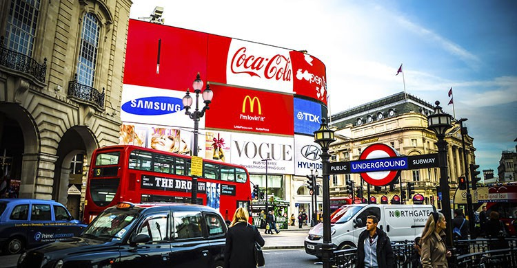 Piccadilly Circus (iStock)