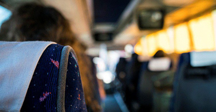 Viaje en autobús (iStock)