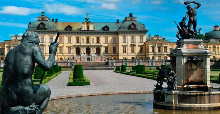 Palacio de Drottningholm (iStock)