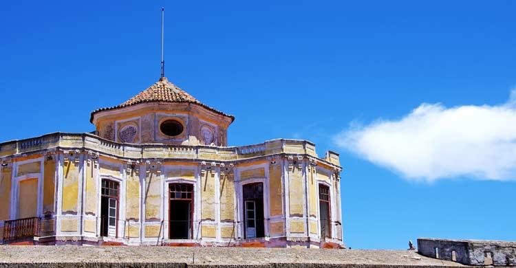 Fuerte de Gracia, en Elvas (iStock)