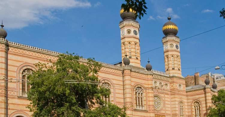 Gran Sinagoga de Budapest (iStock)