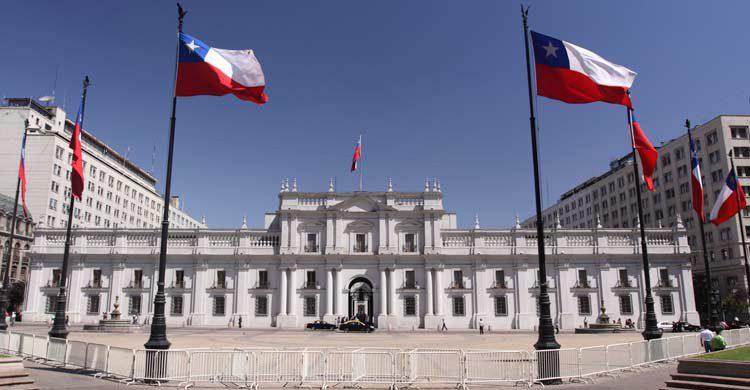 Palacio de La Moneda (iStock)