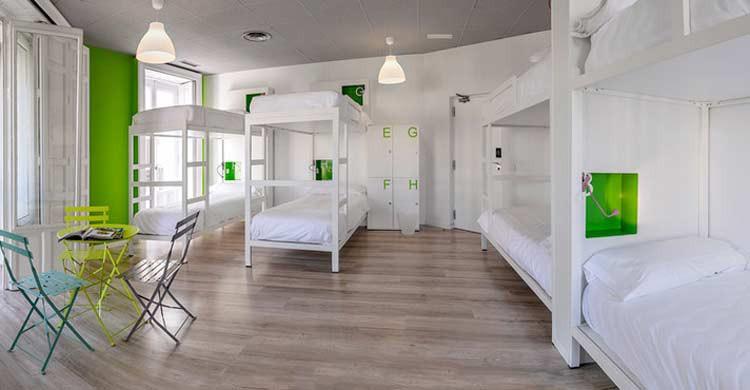 U Hostels, enMadrid (uhostels.com)