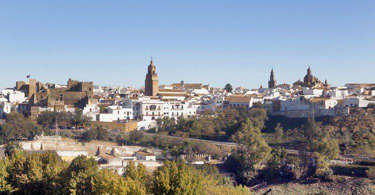 Vista de Carmona. Mamadela (iStock)