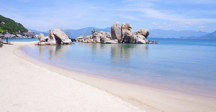 Playa de Nha Trang. Bluesky85 (iStock)