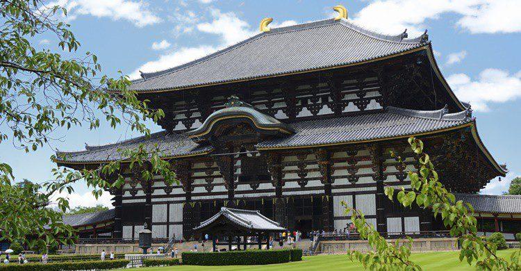 Templo de Todai-ji. Sean Pavone (iStock)