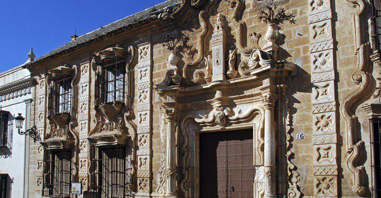 Palacio en Osuna. CaronB (iStock)