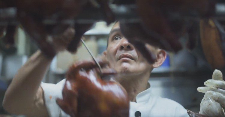 The Story of Chan Hon Meng (Michelin Guide Singapore, YouTube)