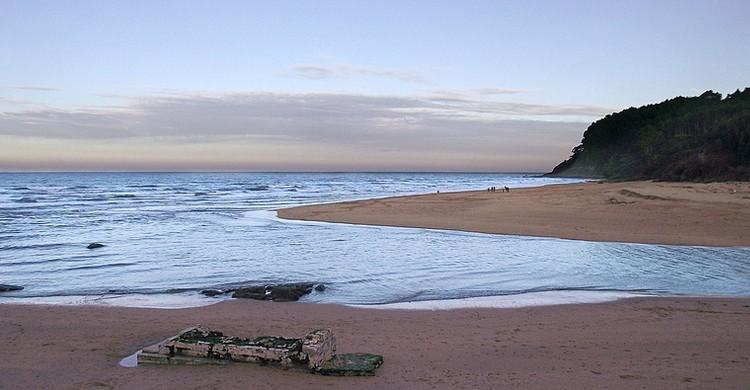 Playa de la Griega. Alma-81 (Foter)