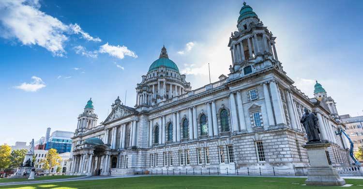 Ayuntamiento de Belfast (iStock)