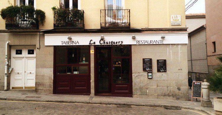 La Chusquery no conoce fronteras gastronómicas (Fuente: la-chusquery.es)