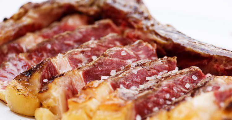 En el restaurante Gorría puedes disfrutar tanto de sus carnes como de sus pescados (restaurantegorria.com)