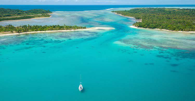 Isla de Santa María, en Madagascar (iStock)