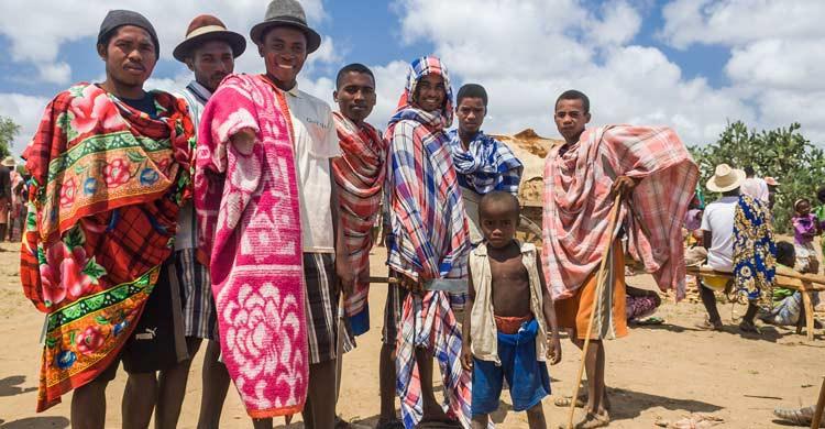 En Madagascar hay, al menos, 18 tribus distintas (iStock)