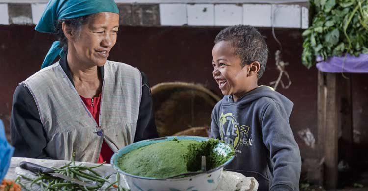 El gentilicio de Madagascar es malgache (iStock)