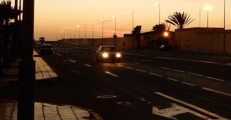 Intenta evitar viajar de noche por Marruecos (Flickr)