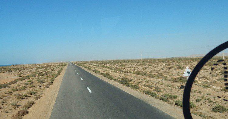 Respeta las señales en Marruecos (Flickr)