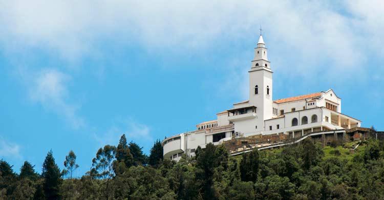 Santuario de Monserrate (iStock)