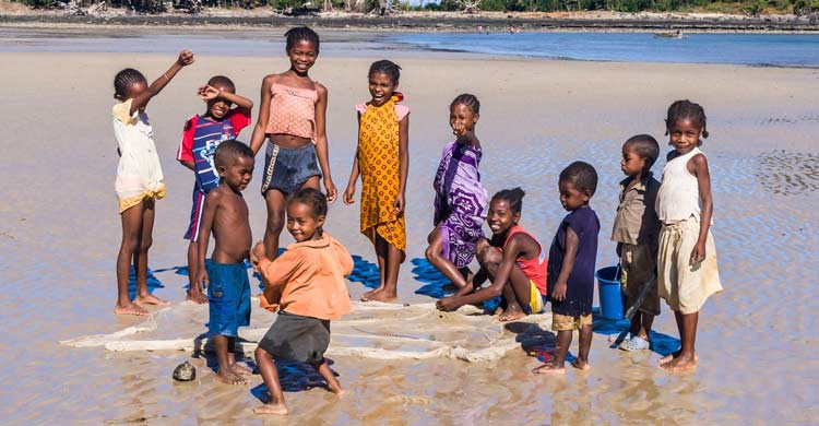 El índice de fecundidad se acerca a los 4,5 hijos por mujer (iStock)