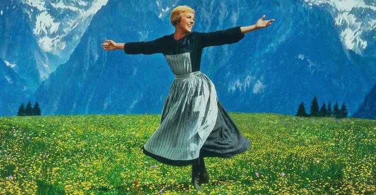 """""""Sonrisas y lágrimas"""" se rodó en Salzburgo (sound-of-music.com)"""