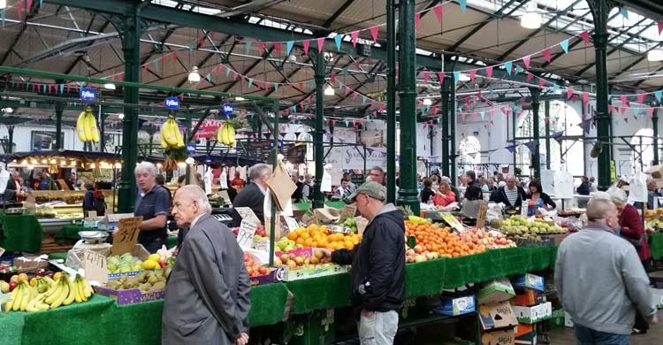 Mercado de St George(belfastcitysightseeing.com)