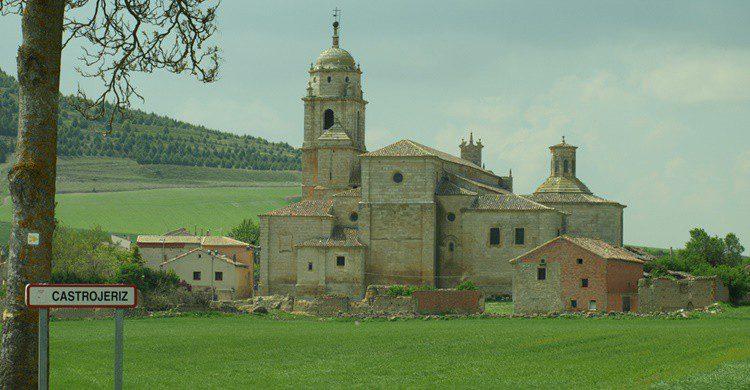 Castrojériz en Burgos. Aherrero (Flickr)