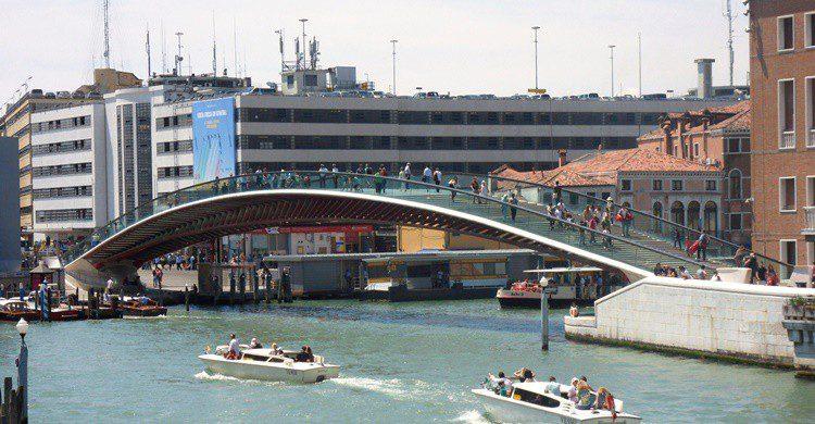 Puente de Calatrava. Lucamato (iStock)