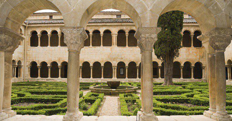 Claustro del Monasterio de Silos. JoseIgnacioSoto (iStock)