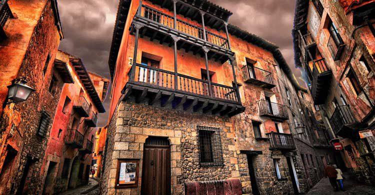 Albarracín, en la provincia de Teruel (wikimedia.org)