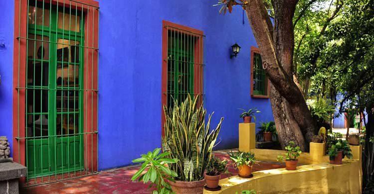 Museo Frida Kahlo (wikimedia.org)