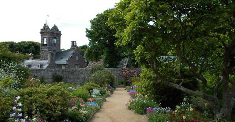 La romántica isla de Guernsey, Reino Unido (Flickr)