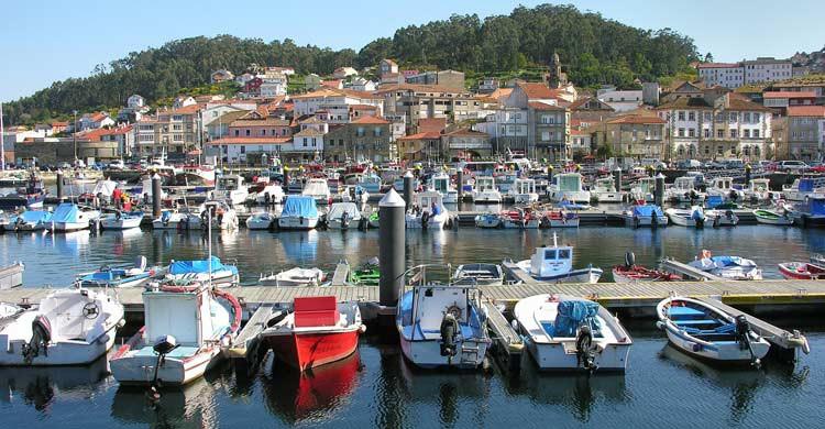 Muros, en A Coruña (wikimedia.org)