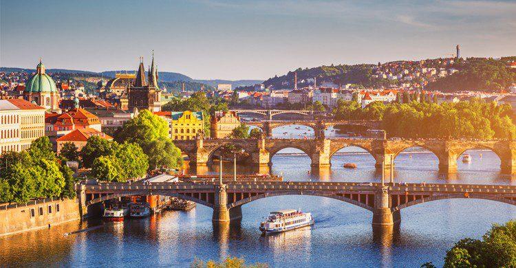 La ciudad medieval más emblemática de Europa. (iStock)