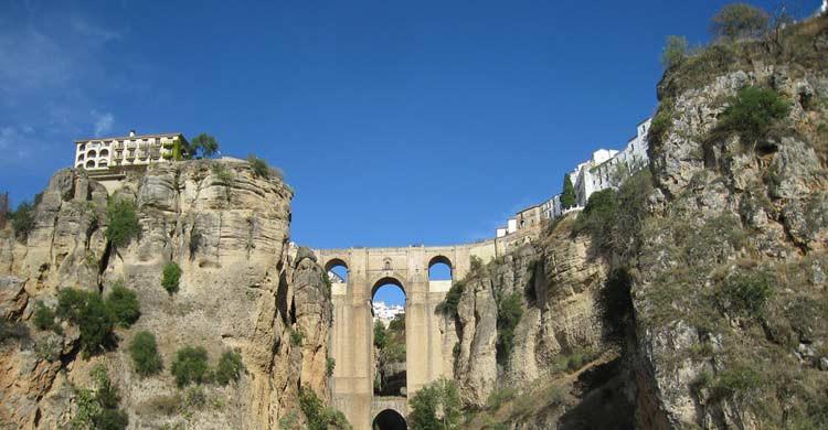 Ronda, en la provincia de Málaga (wikimedia.org)