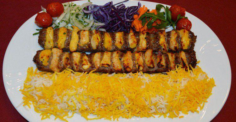 Plato de Sabor Azafrán (Restaurante Sabor Azafrán, www.saborazafran.com)