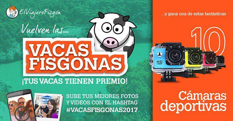 Concurso #vacasfisgonas2017