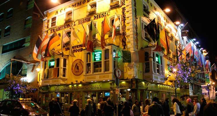 Viajes en Grupos a Dublín