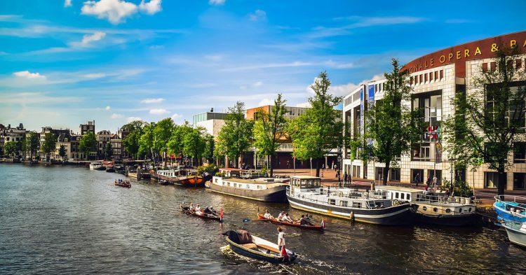 Amsterdam - Pixabay