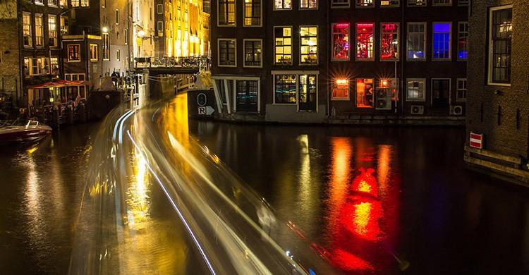 Ámsterdam (Pixabay)