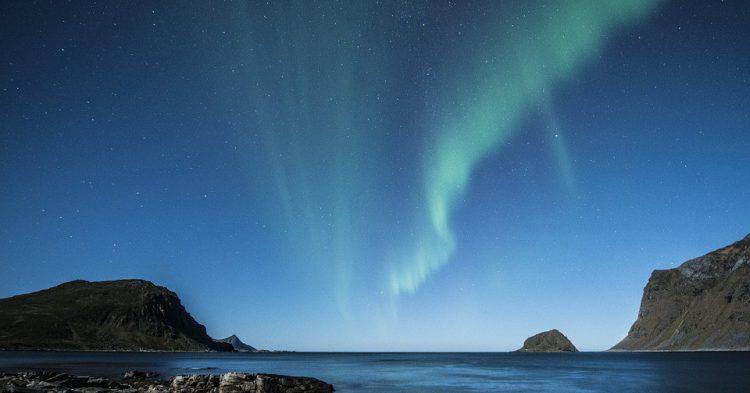 Aurora Boreal en Noruega - Pixabay