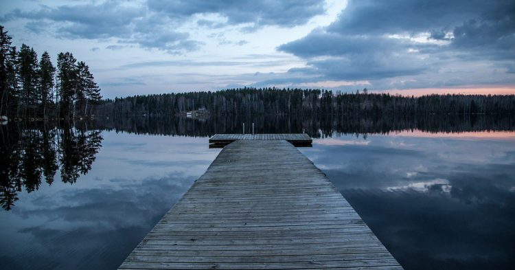 Paisaje finlandés - Pixabay