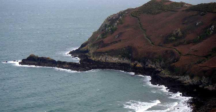 Isla de Jersey en el Canal de la Mancha, Reino Unido (Flickr)